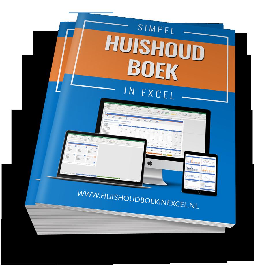 Handleiding Huishoudboek in Excel